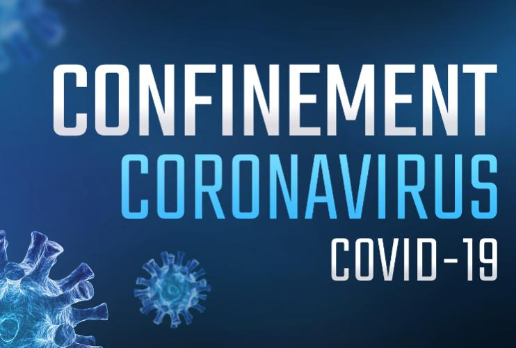 confinement coronavirus 0